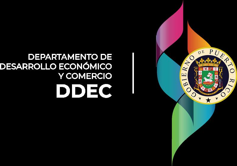 logotipo del Departamento de Desarrollo Económico y Comercio